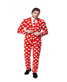 OppoSuits Men's Mr. Lover Lover Valentine Suit