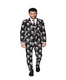 Men's Skulleton Halloween Suit