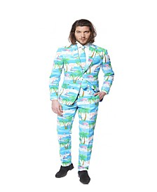 OppoSuits Men's Flaminguy Flamingo Suit