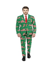 OppoSuits Men's Happy Holidude Christmas Suit