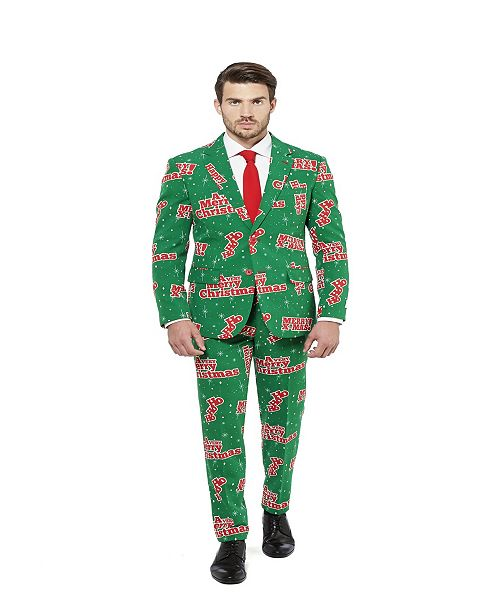 OppoSuits Happy Holidude Men's Suit