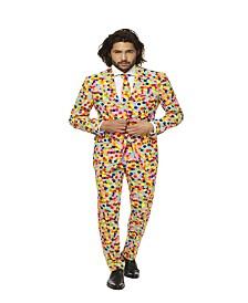 OppoSuits Men's Confetteroni Carnival Suit