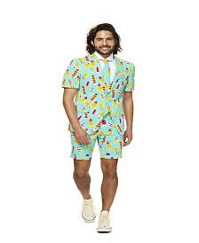 OppoSuits Men's Summer Cool Cones Ice Suit