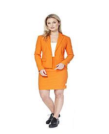 OppoSuits Foxy Orange Women's Suit