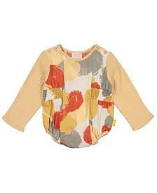 Masala Baby Baby Girl's Organic Cotton Brooklyn Bodysuit Pointe