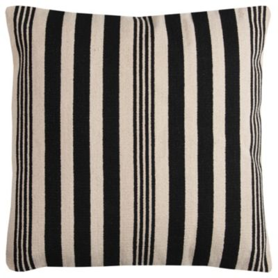 """24"""" x 24"""" Striped Down Filled Pillow"""