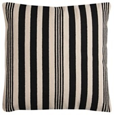 "Rizzy Home 24"" x 24"" Striped Down Filled Pillow"