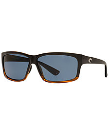 Costa Del Mar Polarized Sunglasses, CUT POLARIZED 60P