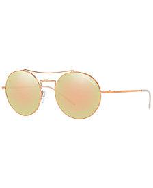 Emporio Armani Sunglasses, EA2061 52