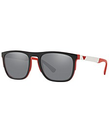 Sunglasses, EA4114 55
