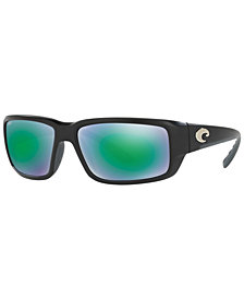 Costa Del Mar Polarized Sunglasses, FANTAIL POLARIZED 64P