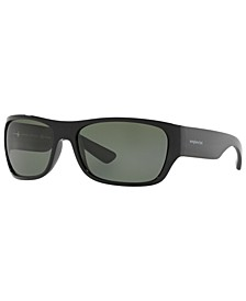 Polarized Sunglasses,  HU2013 63