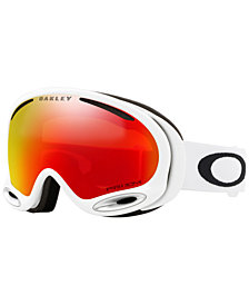Oakley Goggles Polarized Sunglasses, OO7044 00 A-FRAME 2