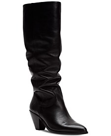 Women's Lila Slouch Tall Leather Boots