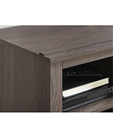Ameriwood Home Fireplace TV Console