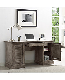Ameriwood Home Suki Double Pedestal Desk
