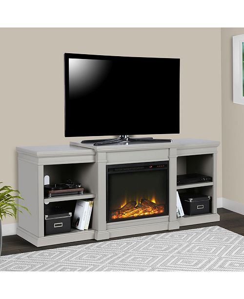 Remarkable Blaine 70 Inch Electric Fireplace Tv Stand Interior Design Ideas Gentotthenellocom