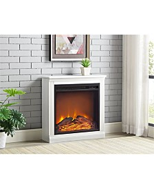 Ameriwood Home Winnie Electric Fireplace