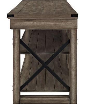 Ameriwood Home Overmax Broadmore Wood Veneer 50 Inch Tv Stand