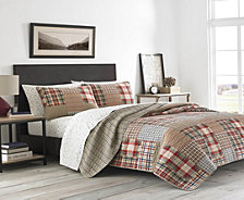 Eddie Bauer Hawthorne Full/Queen Quilt Set