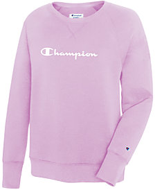 Champion Crew Neck Sweatshirt