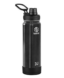 Takeya Actives 24oz Insulated Stainless Steel Water Bottle with Insulated Spout Lid