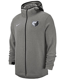 Nike Men's Memphis Grizzlies Dry Showtime Full-Zip Hoodie