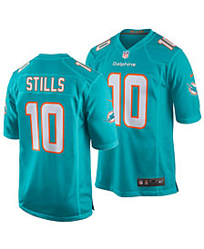 Nike Men's Kenny Stills Miami Dolphins Game Jersey