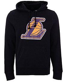 '47 Brand Men's Los Angeles Lakers Headline Imprint Hoodie