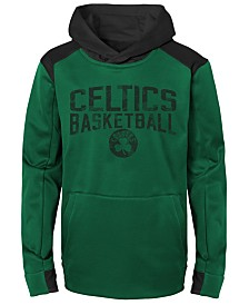 Outerstuff Boston Celtics Off The Court Hoodie, Big Boys (8-20)