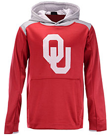 Outerstuff Oklahoma Sooners Off The Grid Hoodie, Big Boys (8-20)