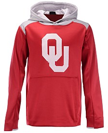 Outerstuff Oklahoma Sooners Off The Grid Hoodie, Big Boys (8-20)