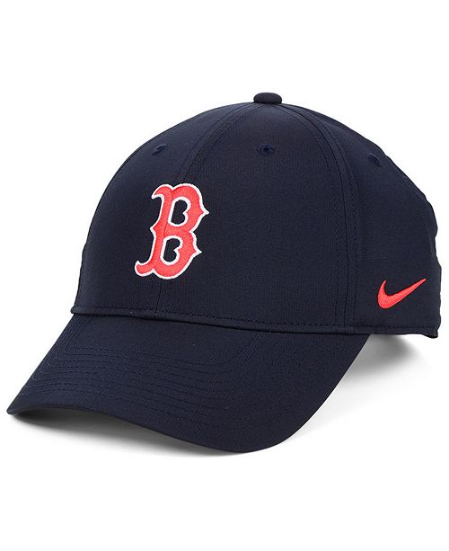 Nike Boston Red Sox Legacy Performance Cap