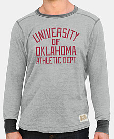 Retro Brand Men's Oklahoma Sooners Deconstructed Sweatshirt