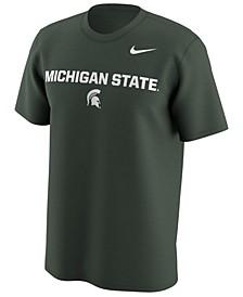Men's Michigan State Spartans Legend Logo Lockup T-Shirt