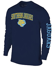 Colosseum Men's Southern Jaguars  Midsize Slogan Long Sleeve T-Shirt