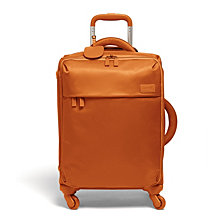 "Lipault Original Plume 20"" Spinner Suitcase Clay"