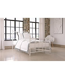 Maisie Twin Metal Bed