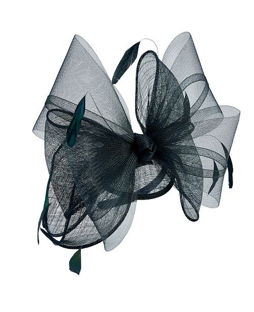 San Diego Hat Company Sinamay Fascinator & Reviews