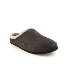 Deer Stags Men's Nordic S.U.P.R.O Sock Cushioned Indoor Outdoor Clog Slipper