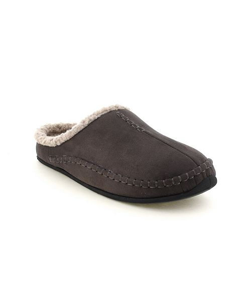 Deer Stags Men S Nordic U P R O Sock Cushioned Indoor Outdoor Clog Slipper