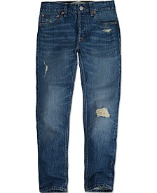 Levi's® Big Boys Skinny Distressed Jeans