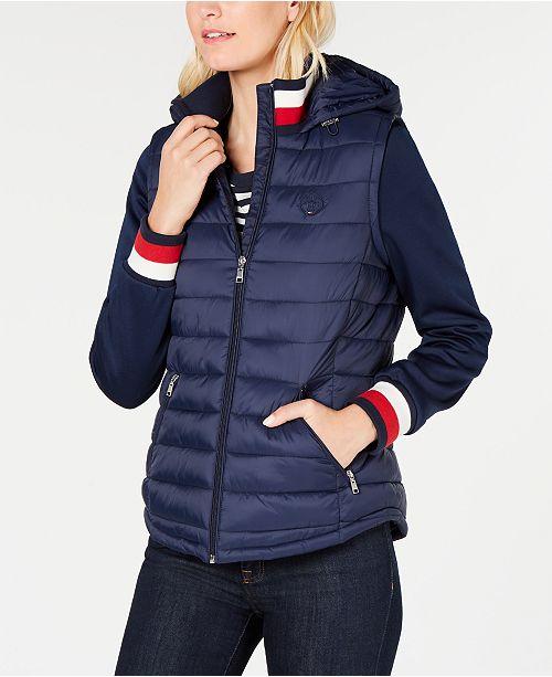 Tommy Hilfiger Puffer Jacket $129.00