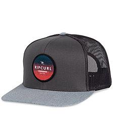 Rip Curl Men's Logo Colorblocked Trucket Hat