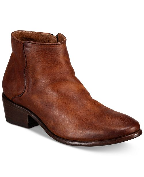 Frye Women's Carson Piping Leather Booties