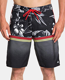 Quiksilver Men's Divide Colorblocked Swim Trunks