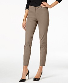 Petite Bi-Stretch Hollywood Skinny Pants, Created for Macy's
