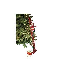 Animated Super Climbing Santa