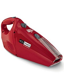 Accucharge Handheld Vacuum