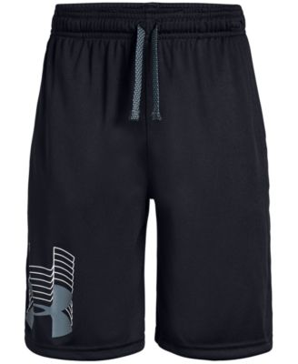 Image of Under Armour Big Boys Prototype Logo Shorts